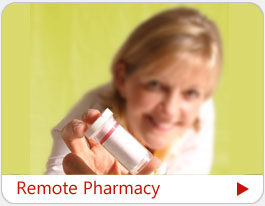 Medistar Remote Pharmacy, Remote Order Entry Service
